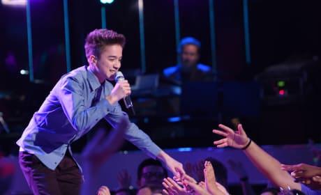 Daniel Seavey on Idol - American Idol