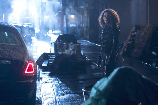 Selina Knows - Gotham Season 4 Episode 16