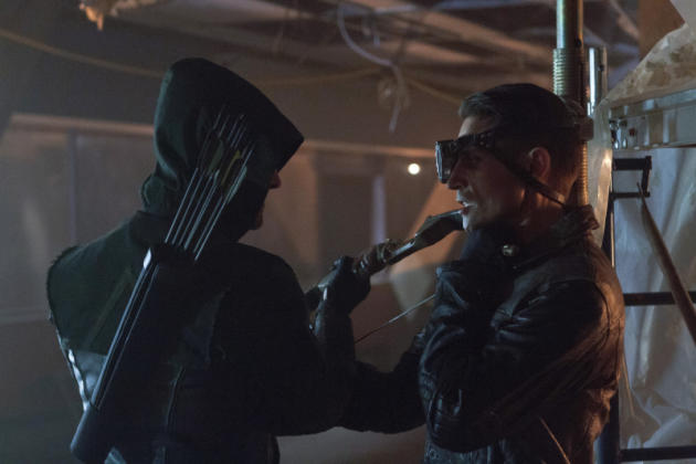 Arrow vs. Deadshot