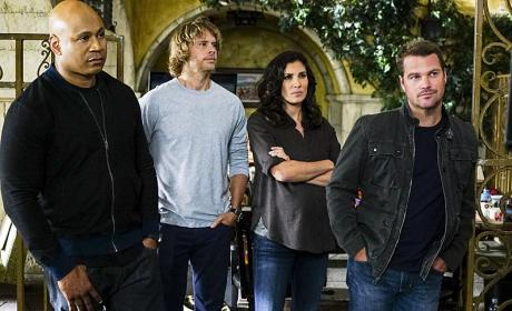 New Leadership - NCIS: Los Angeles