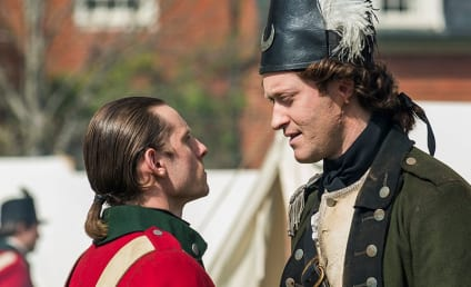 Turn: Washington's Spies Season 4 Episode 8 Review: Belly of the Beast