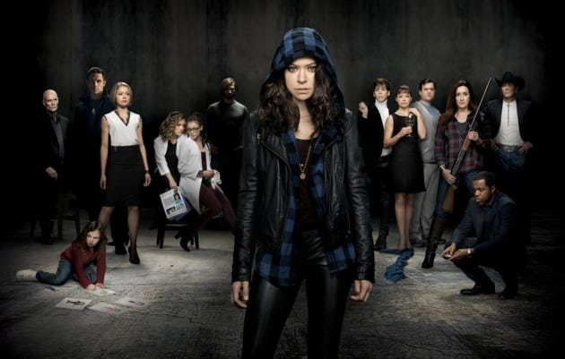 Orphan Black Cast Photo