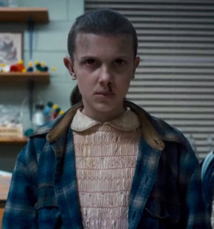 Stranger Things Season 1 Finale Pic