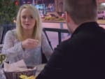 Leah at Dinner - Teen Mom 2