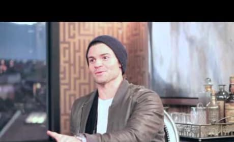 Daniel Gillies Invites You to The Originals Thanksgiving