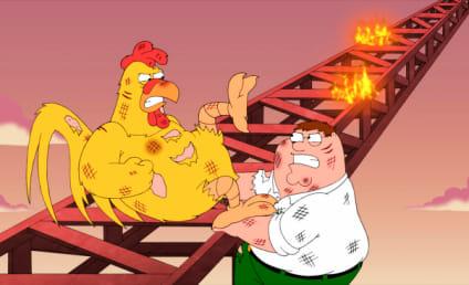 Family Guy Season Finale Review: A Horrid Affair