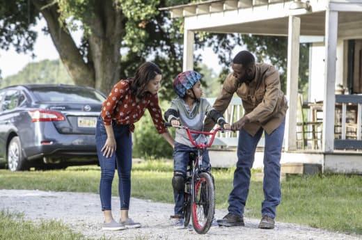 Riding a Bike Season 3 Episode 12