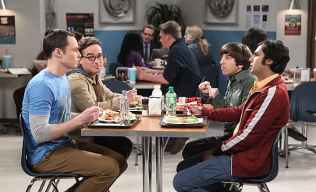 The Fort Test - The Big Bang Theory