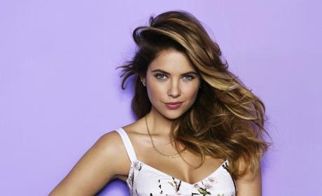 Ashley Benson Cosmopolitan Picture