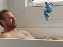 Happy in the Bath - Happy!