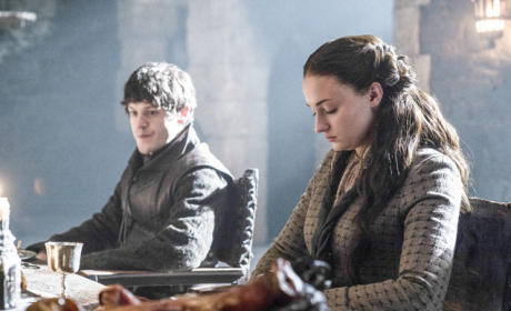 Ramsay and Sansa Dine Together - Game of Thrones Season 5 Episode 5