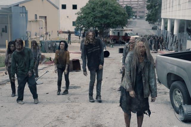 Growing By The Second - Fear the Walking Dead Season 4 Episode 15