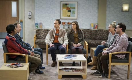 The Waiting Room  - The Big Bang Theory Season 10 Episode 11