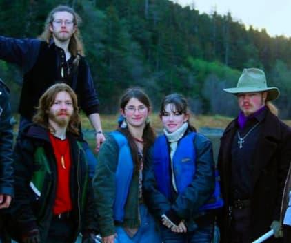 The Family Together - Alaskan Bush People