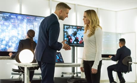 Legends Of Tomorrow: Photos From Season 3 Premiere!
