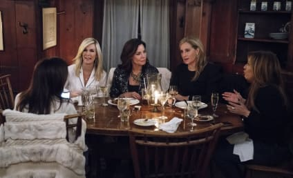 Watch The Real Housewives of New York City Online: Luann Land