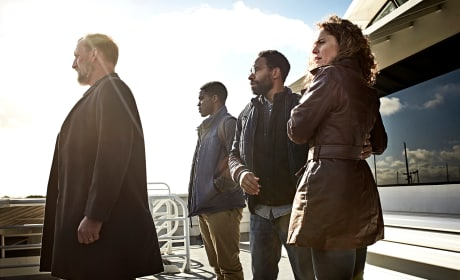 On the Ferry - The Leftovers Season 3 Episode 5