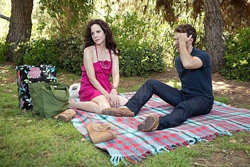 Nancy and Rabbi Dave