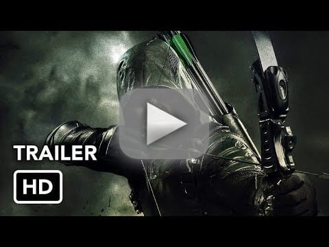 Arrow comic con trailer a love letter to stephen amell and olive