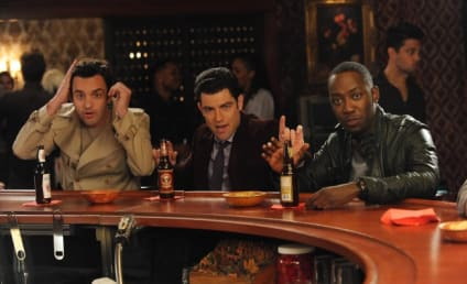 New Girl Review: In Front of the Iron Curtain