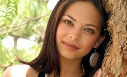 Kristin Kreuk Soars into Recurring Role on Chuck