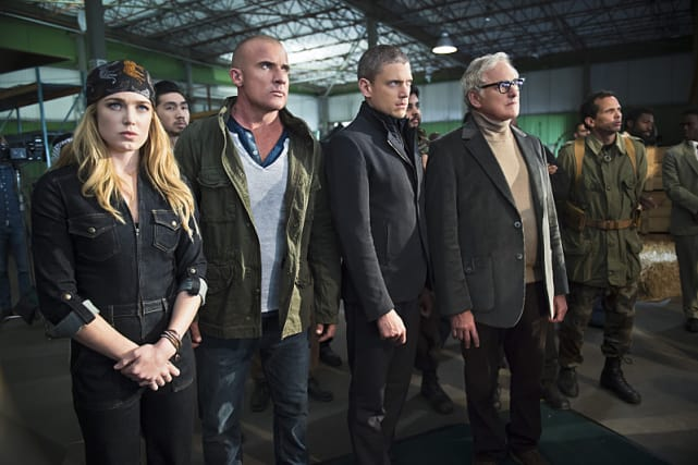 Munitions Deal - DC's Legends of Tomorrow