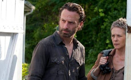 Rick and Carol