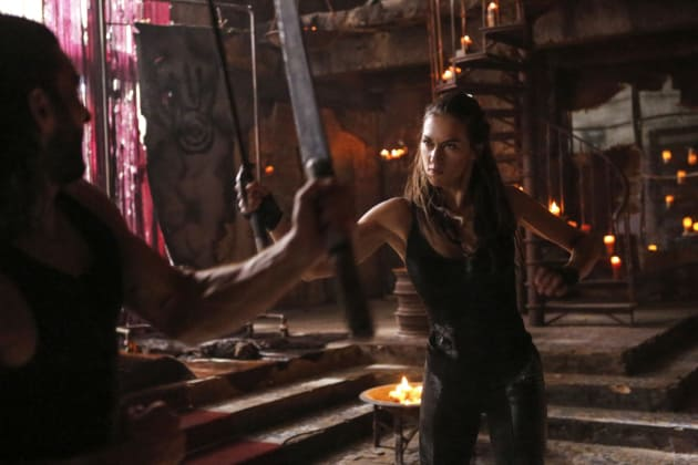 Echo Fights – The 100 Season 4 Episode 2