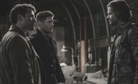 Regroup - Supernatural Season 13 Episode 22