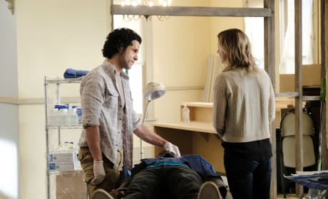 The Healers - The Resident Season 2 Episode 10