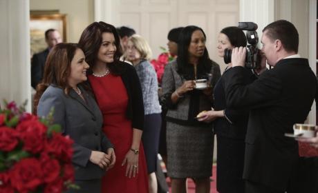 Crisis Management Mellie - Scandal Season 4 Episode 14