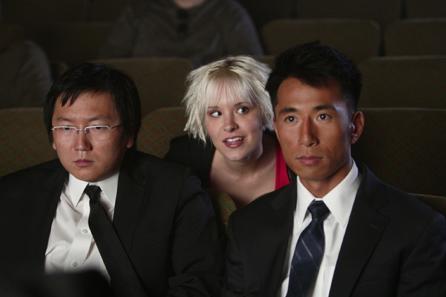 Hiro, Ando and Daphne
