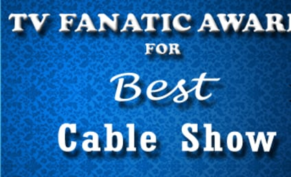 What was the Best Cable Drama of 2010-2011?