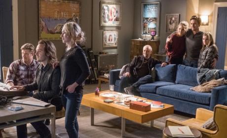 The group finishes Rayna's album - Nashville Season 5 Episode 11