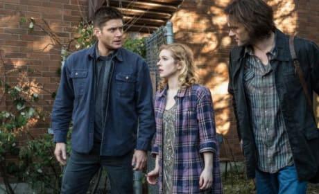 Sam & Dean Collecting Pieces - Supernatural