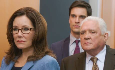 Sharon's Future - Major Crimes
