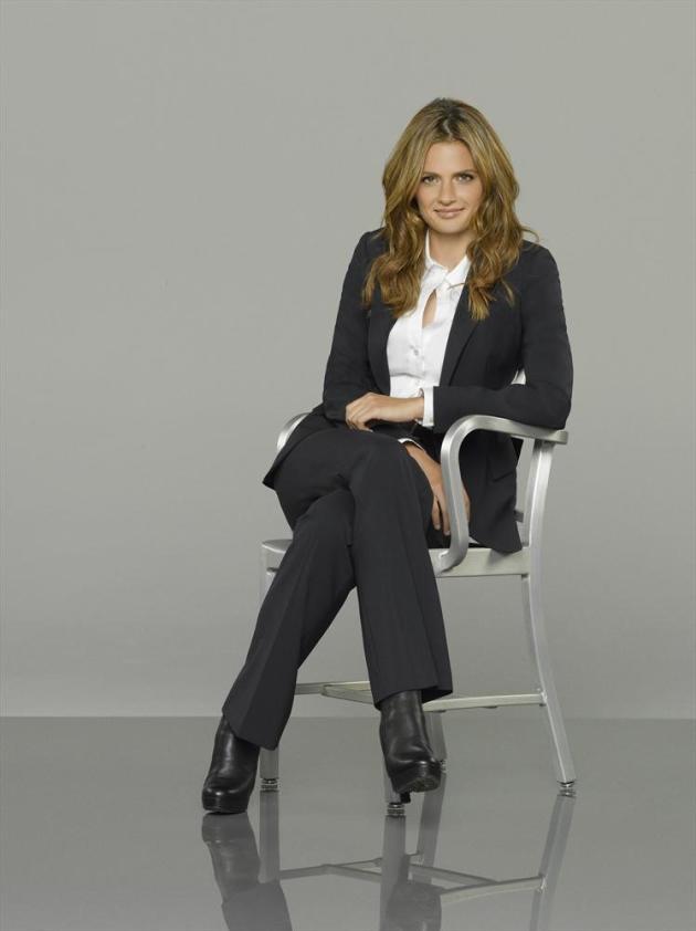 Beckett in Her Dark Suit