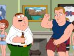 Rob Gronkowski of the New England Patriots - Family Guy