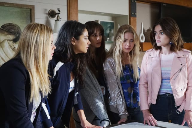 The Pretty Little Liars (Pretty Little Liars)