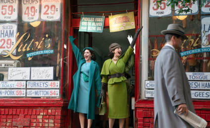 The Marvelous Mrs. Maisel Season 2 Review: Savor This Splendid Treat