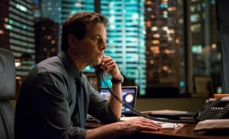 Scott Wolf on Perception Season 3