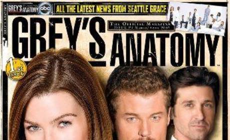 Grey's Anatomy magazine