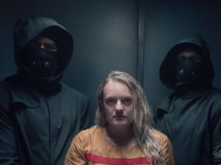A captured June - The Handmaid's Tale Season 4 Episode 3