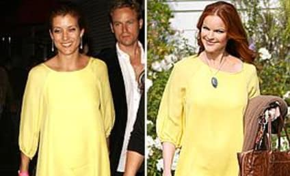 Fashion Face-Off: Kate Walsh, Marcia Cross