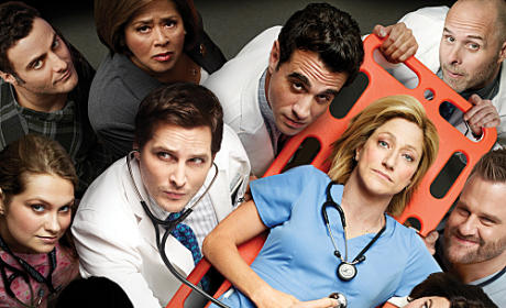 Nurse Jackie Season Four Promo Pic