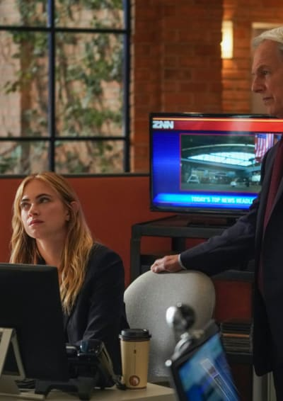 Searching for Answers - NCIS Season 16 Episode 21