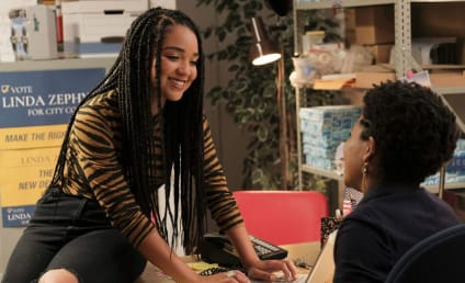 The Bold Type's Aisha Dee Criticizes Kat's New Storyline, Lack of Diversity Behind the Scenes