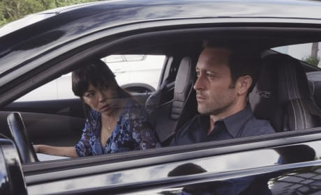 Driving test - Hawaii Five-0 Season 7 Episode 14