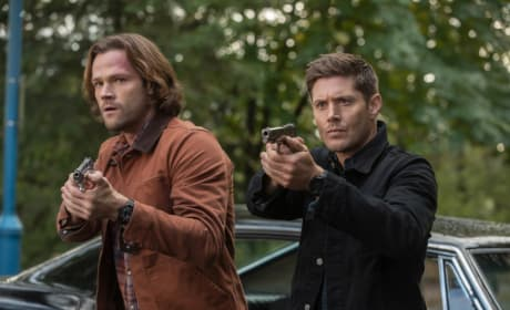 Sam And Dean To The Rescue -- Supernatural Season 13 Episode 8