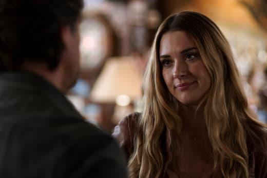 Mel at the Bar WIDE - Virgin River Season 2 Episode 3